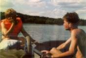 Meeting auf dem See