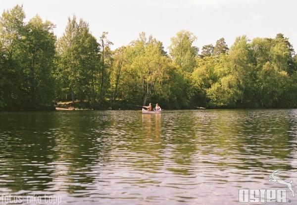 angeln unterwegs